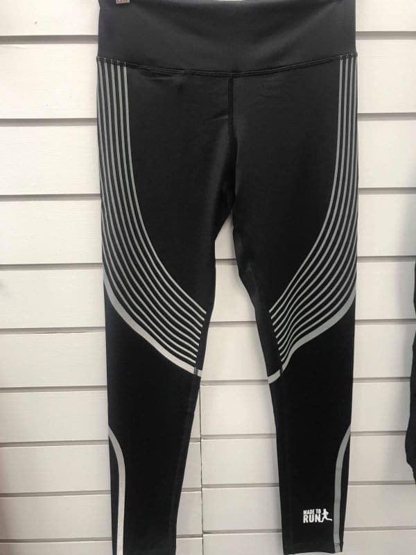Made to Run - Women's Reflective Full Length Leggings