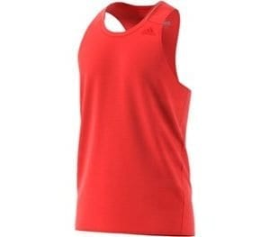 Adidas Men's Supernova Vest Red