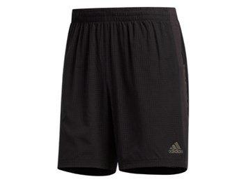 """Adidas Men's Supernova Short 5"""" - Black"""